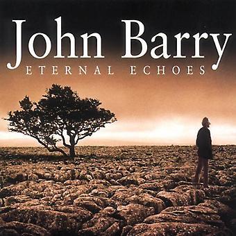 John Barry - John Barry: Eternal Echoes [CD] USA import