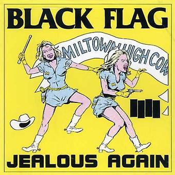 Black Flag - jaloux igen [CD] USA importerer