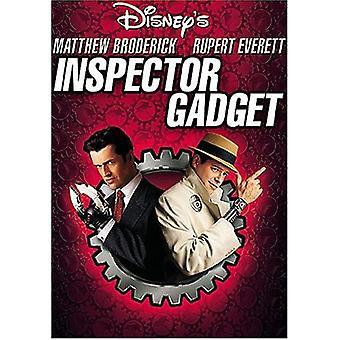Inspector Gadget [DVD] USA import