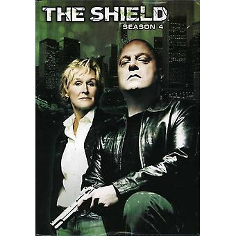 Shield - Escudo: Temporada 4 [DVD] USA importar