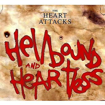 Heart Attacks - Hellbound & Heartless [CD] USA import