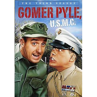 Gomer Pyle U.S.M.C.: Season 3 [DVD] USA import
