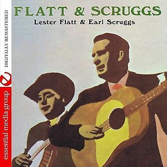 Flatt & Scruggs - Flatt & Scruggs [CD] USA import