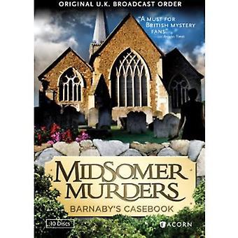 Midsomer Murders: Barnaby's Casebook [DVD] USA import