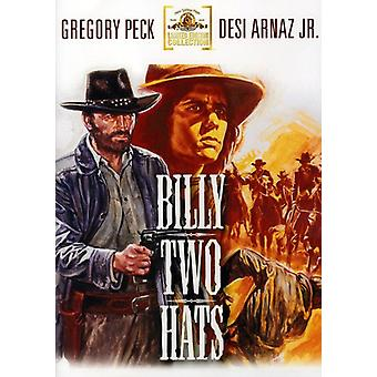 Billy twee hoeden [DVD] USA importeren