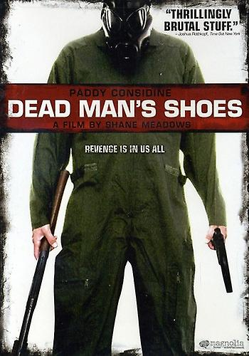 Dead Mans Shoes Shoes Mans [DVD] USA import 9c1aaa