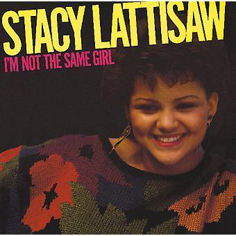 Stacy Lattisaw - io non sono l'importazione stessa ragazza [CD] Stati Uniti d'America