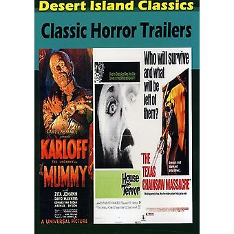 Classic Horror Trailers [DVD] USA import