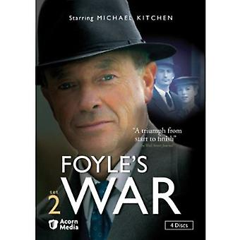 Foyle's War Set 2 [DVD] USA import