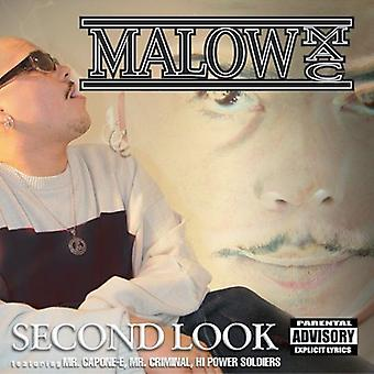 Malow Mac - Second Look [CD] USA import
