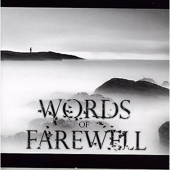 Words of Farewell - Immersion [CD] USA import