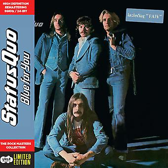 Status Quo - blå for dig [CD] USA importerer