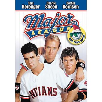 Major League [DVD] USA import