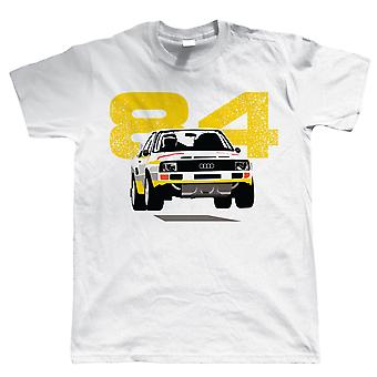 Vectorbomb, S1, Mens Rally Car T-Shirt
