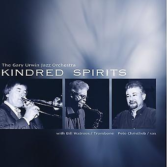 Urwin, Gary Jazz Orchest - Kindred Spirits [CD] USA import