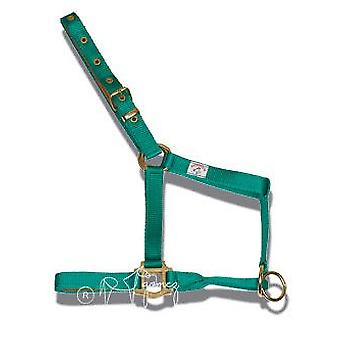Hermanos Gómez Double Bridle Nylon 25 Mm Mus. Sliding-Cob