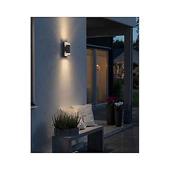 بوتنسا كونستسميدي غراي الحديقة حتى أسفل الجدار LED الضوء