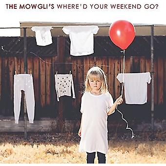 Mowgli's - hvor vil din Weekend gå [CD] USA importerer