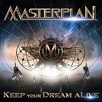 Masterplan - Keep Your Dream Alive [CD] USA import