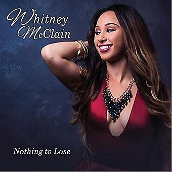 Whitney McClain - intet at tabe-EP [CD] USA import