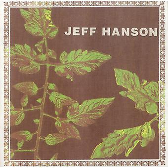 Jeff Hanson - Jeff Hanson [CD] USA import
