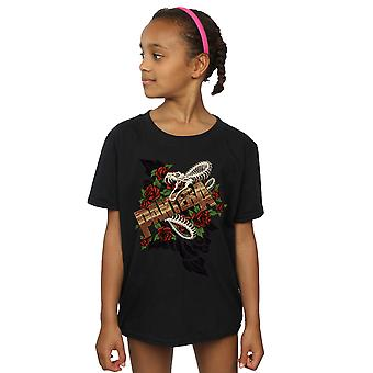 Pantera Girls Rattle Snake T-Shirt