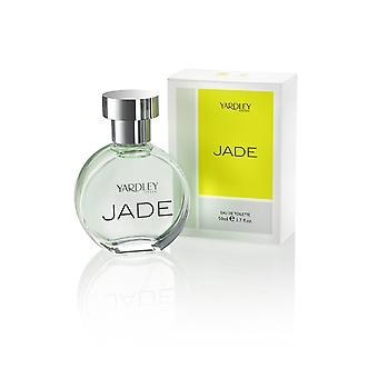 Yardley Jade Eau de Toilette 50ml EDT Spray