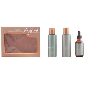 Agave Healing Oil Hair Pack 3 Pieces (Woman , Hair Care , Conditioners and masks)