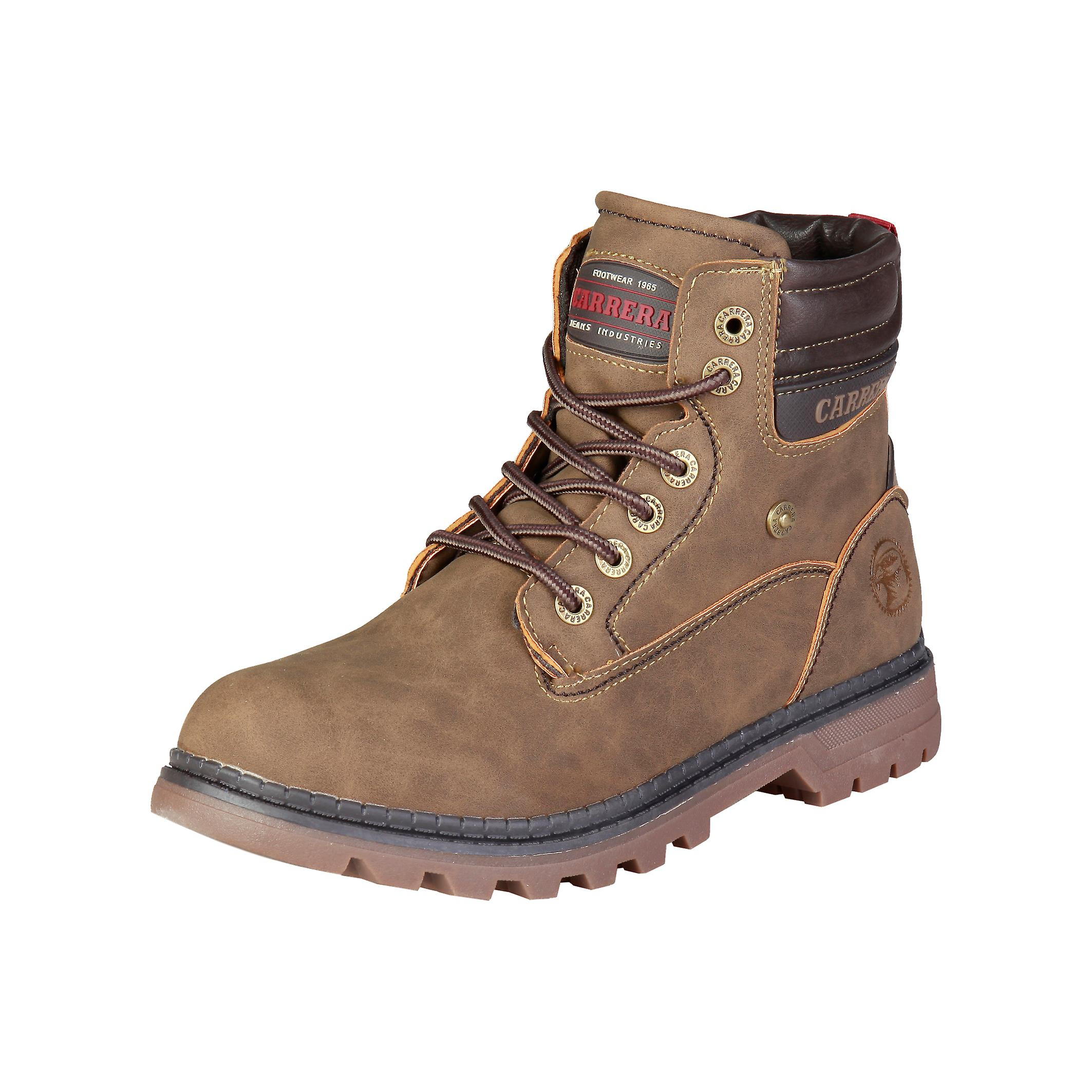 Carrera Carrera Men boots Brown Ankle Ankle aOxwd4qYY