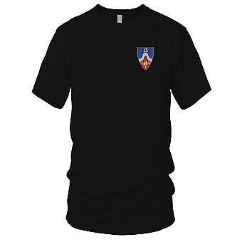 US Army - 15th Infantry Regiment-A Embroidered Patch - NYG Kids T Shirt