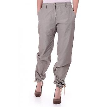 Paul Smith Vintage Womens Fine Check Wide Trouser With Drawstring