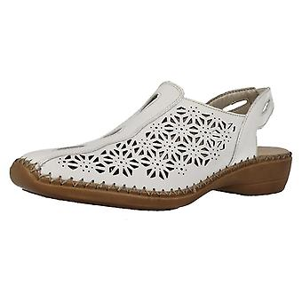 Ladies Remonte Classic Summer Shoes D1626