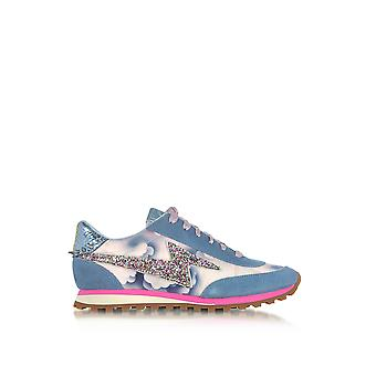 Marc Jacobs women's M9001854401 multicolor nylon of sneakers