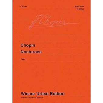 Nocturnes Limited Edition Including a Fr (Wiener Urtext) (Paperback) by Chopin Fr D Ric