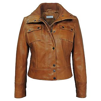 Arlet Womens Leather Jacket