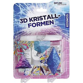 Science kit (box) Kosmos 3D-Kristallformen 650049 8 years and over