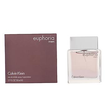 Calvin Klein Euphoria Men Eau De Toilette Vapo 50ml New Perfume Fragrance Scent