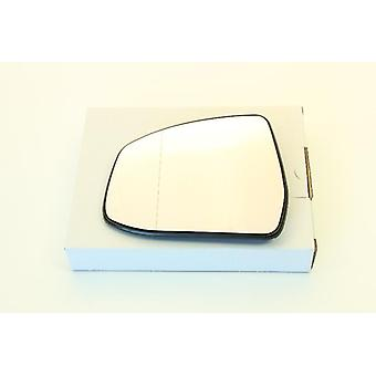 Left Mirror Glass (heated) & Holder for FORD MONDEO IV Saloon 2007-2014