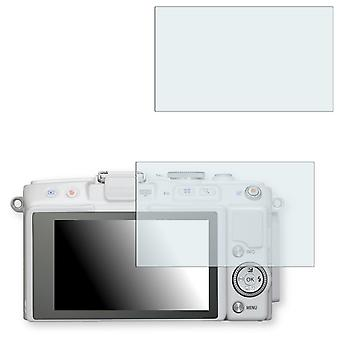Olympus PEN E-PL6 display protector - Golebo crystal clear protection film