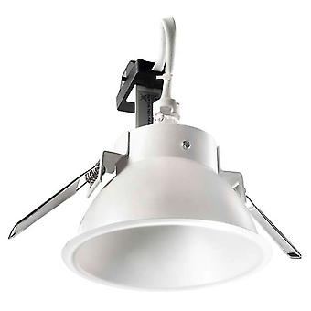 Wellindal Downlight Recessed Dome 1xGu5.3 50W White