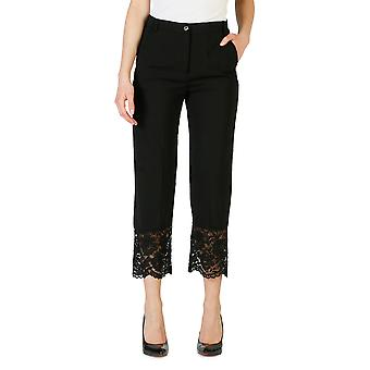 Pinko Women Trousers Black