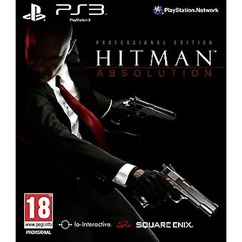 Hitman Absolution Professional editie (PS3)