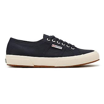 Superga Navy 2750 Cotu Trainers