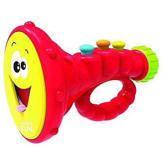Infinifun Trumpet Tim Musical Toy (I1182)