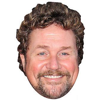 Máscara de Michael Ball
