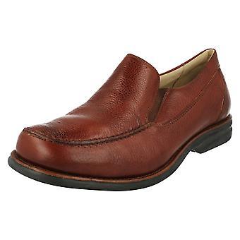 Mens Anatomic Slip On Shoes Bernardo