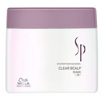 Wella Professionals Mascarilla Clear Scalp 400 ml (Hair care , Hair masks)