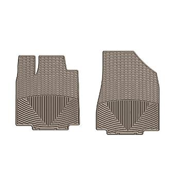 WeatherTech W309TN rubberen Mat, Front, Tan