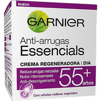 Garnier Essencials 55 + Anti-Wrinkle Cream 50 Ml