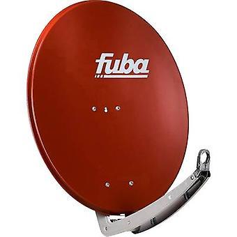anteny SAT DAA 780 R fuba 78 cm odblaskowy materiał: Aluminium czerwono brązowy